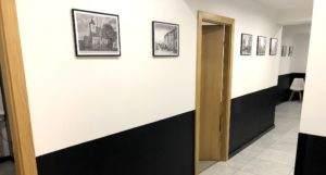 Poczekalnia Centrum Medyczne Alimed w Mikołowie